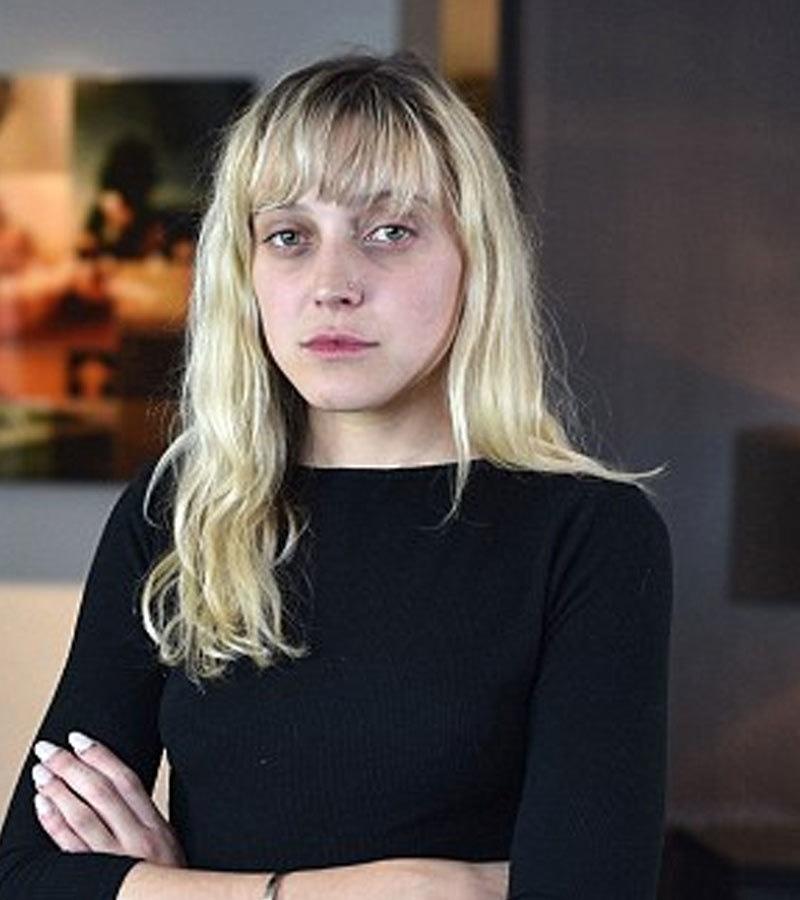 ہیلی کمیل فریڈم نے اداکار پر جنسی طور پر ہراساں کرنے کا الزام لگایا تھا—فوٹو: ڈیلی میل