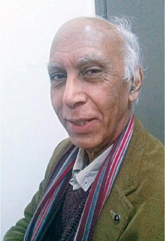Ishtiaq Ahmed.
