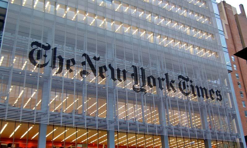 NY Times publisher tells Trump anti-press attacks 'dangerous and harmful'