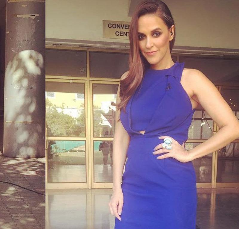 اداکارہ نے حال ہی میں بتایا تھا کہ خفیہ شادی کرنے پر انہیں لوگوں نے تنقید کا نشانہ بنایا—فوٹو: نہیا دھوپیا انسٹاگرام