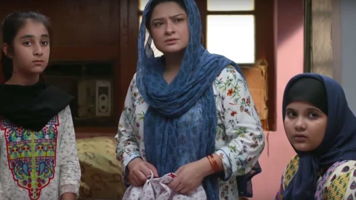 Sania Saeed is a masterclass in acting
