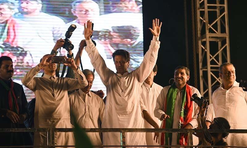 22 independents, PML-Q votes take PTI tally to 153 in Punjab