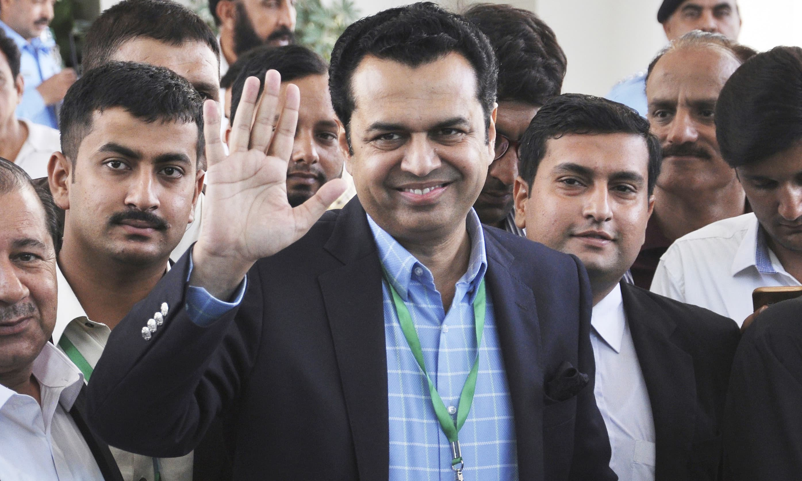 Firebrand PML-N leader Talal Chaudhry sentenced for contempt of court