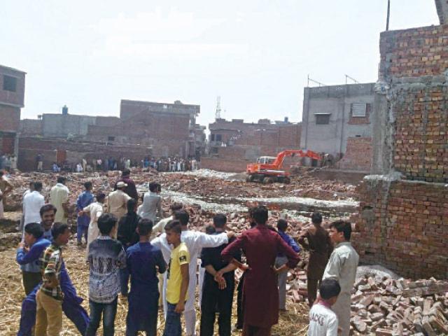 chunk of zoo land retrieved in gujranwala newspaper dawn com
