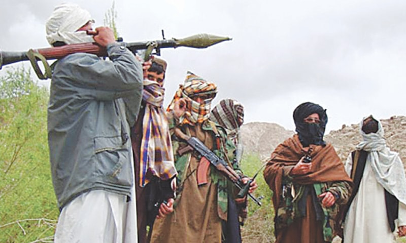Taliban militants in an undisclosed location in Afghanistan. Madiha Afzal's book  throws light on some interesting contradictions in Pakistani society and she notes  that Pakistanis' attitudes towards various militant groups are far from uniform;  while the Tehreek-i-Taliban Pakistan does not score high, views towards Al Qaeda are more mixed | Reuters/file