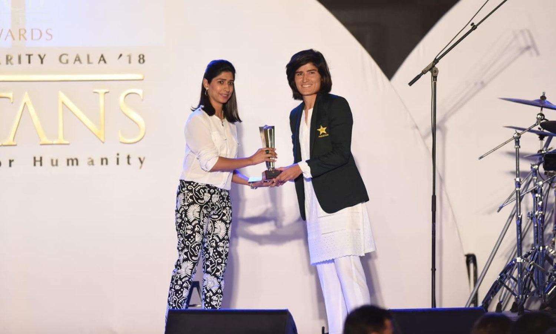 پاکستانی خواتین ٹیم نے عالمی سطح پر بھی ملک کا نام روشن کیا—فوٹو:پی سی بی