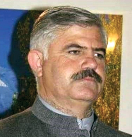 MAHMOOD Khan was minister for sports in the previous PTI government in Khyber Pakhtunkhwa.