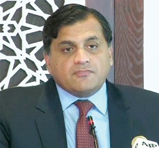 Foreign Office spokesman Dr Muhammad Faisal.
