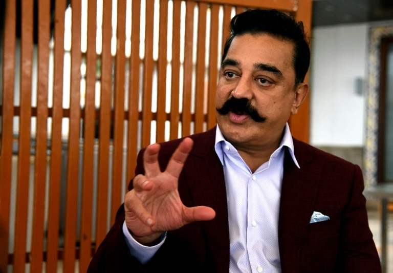 Indian actor Kamal Hassan is entering politics to fight for artistic freedom