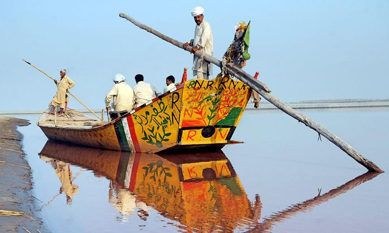 With Pakistan's rivers dying, are its ancient cities running out of time?