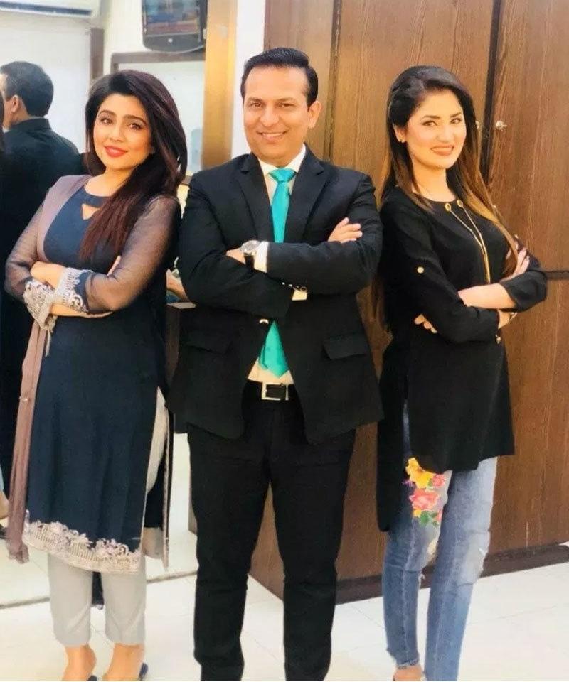 سلمان حسن نے بھی جی این این کو جوائن کرلیا—فوٹو: ٹرینڈنگ پی کے