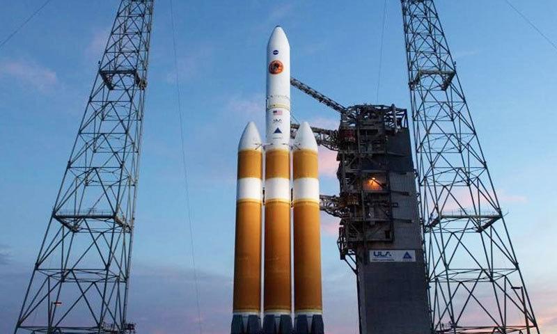 خلائی گاڑی کو 11 اگست کو بھیجا جانا تھا—فوٹو: ناسا