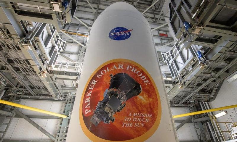 گاڑی 2025 تک اپنا مشن مکمل کرے گی—فوٹو: ناسا