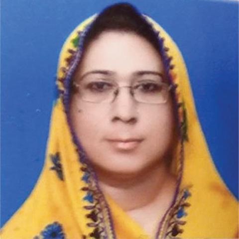 Deputy Speaker Rehana Leghari