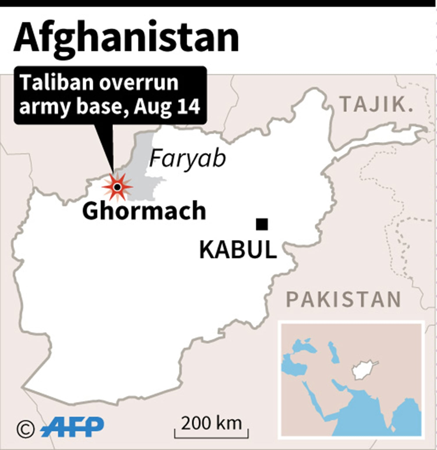 Over 100 Afghan forces, civilians killed in battle with Taliban