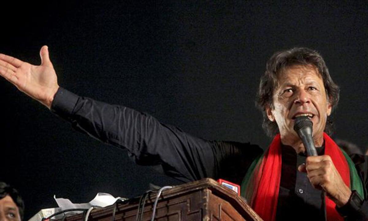 Imran Khan: Rebel without a pause