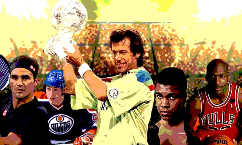 GOAT debate: Is Prime Minister Imran Khan the greatest sportsman ever?