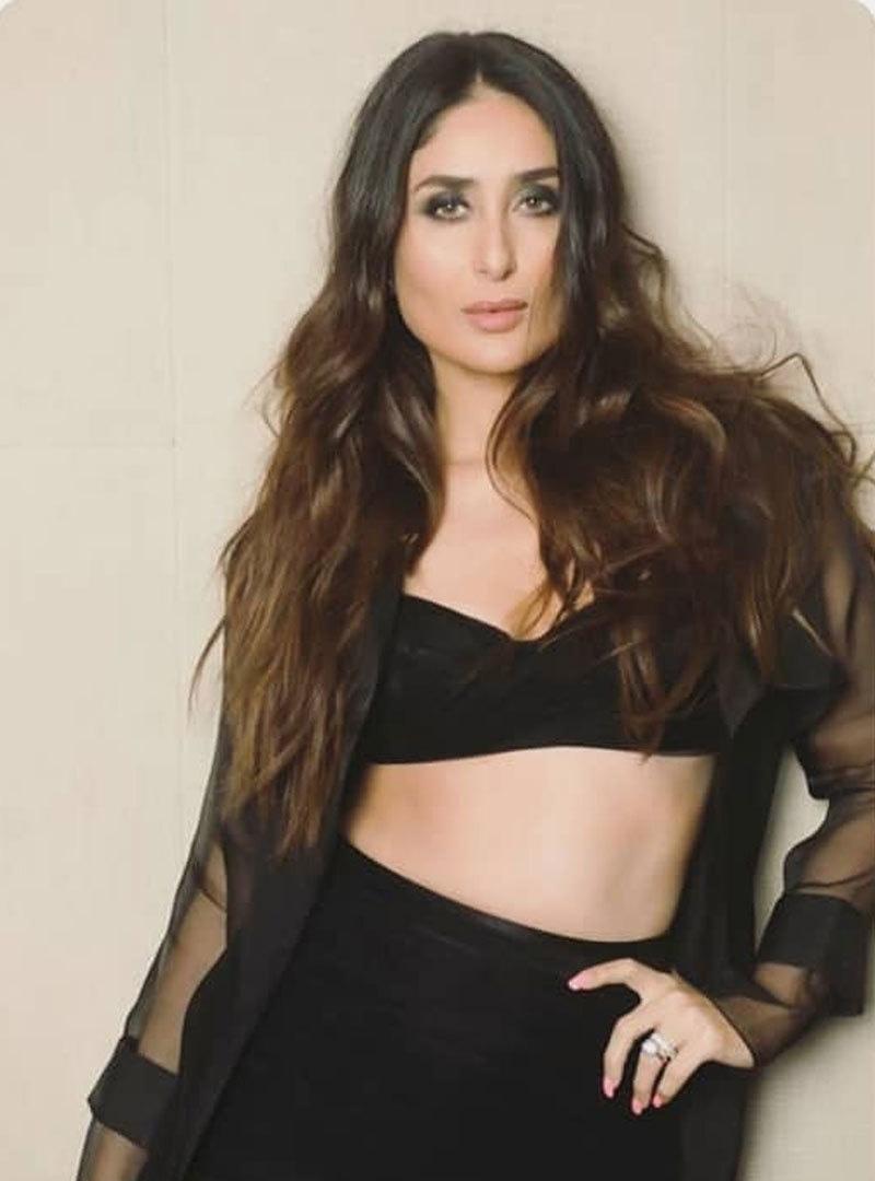 چاہتی ہوں خواتین مجھ سے متاثر ہوں، اداکارہ—فوٹو: کرینہ کپور انسٹاگرام