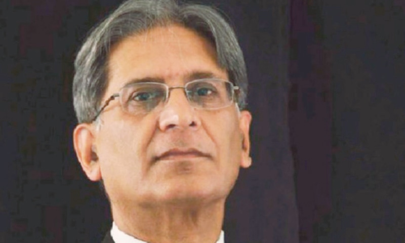 Aitzaz's 'unilateral' nomination further divides opposition