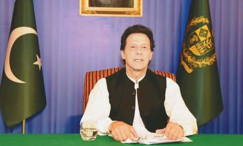 Editorial: PM Khan can and should choose more boldly and imaginatively for his cabinet than he has so far