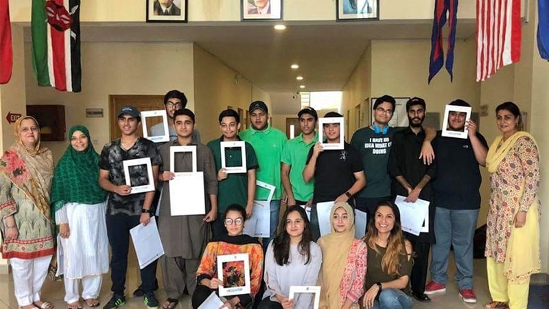 Beaconhouse students top Cambridge and IB exams nationwide