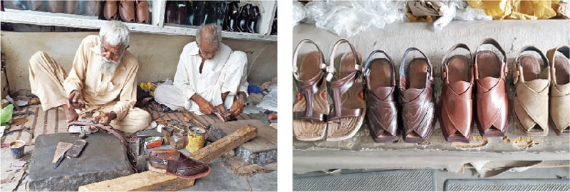 Imran Khan's choice of footwear gives a boost to Kohati chappal