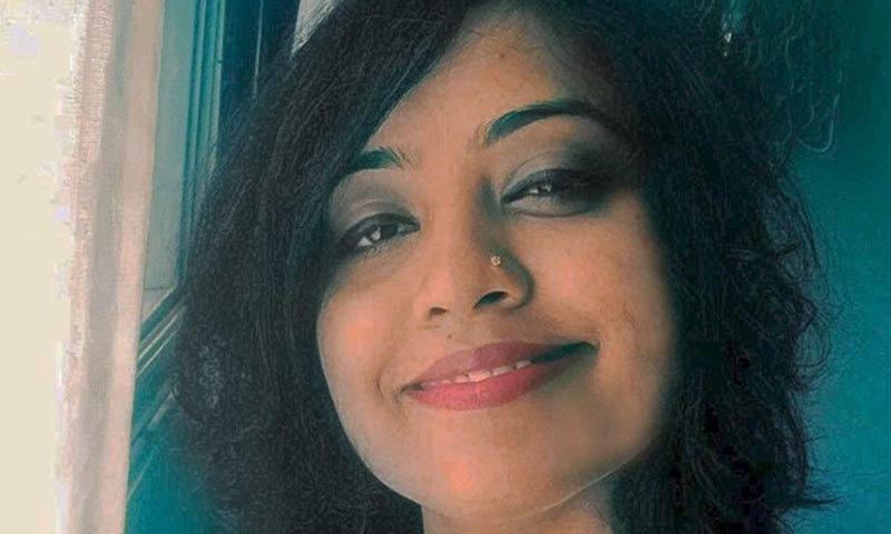 فلم کی ٹیم کو لاہور جانا تھا، مگر اجازت نہیں ملی، ریتا گھوش—فوٹو: مڈ ڈے