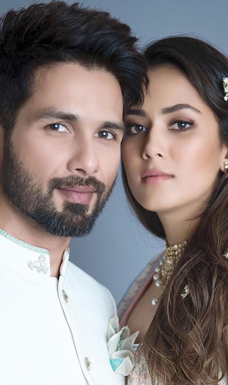 اداکار کی بیوی ایک بار پھر حمل سے ہیں—فوٹو: شاہد کپور انسٹاگرام