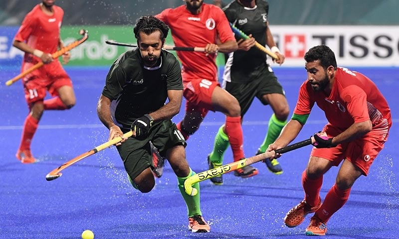 Asian Games 2018: Pakistan pulverise Oman for second straight 10-0 victory