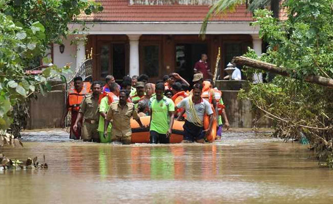 Flood-stricken Kerala angry after India rejects UAE $100m offer