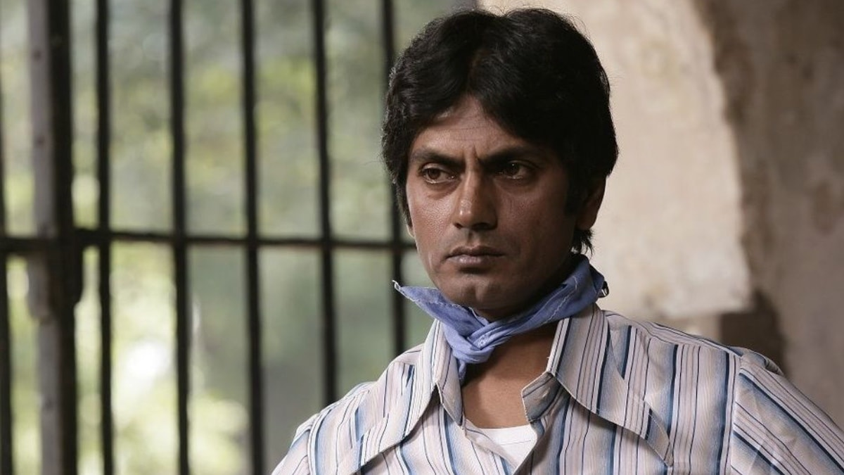 Nawazuddin Siddiqui in a still from Gangs of Wasseypur 2