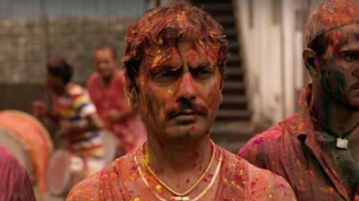 Siddiqui plays Ganesh Gaitonde in Sacred Games