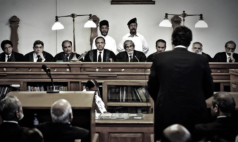 PM's speech highlights perception judicial system is not delivering