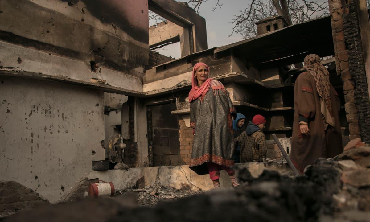 Batmuran, where Ruby was killed inside her home | Photo by Vikar Syed