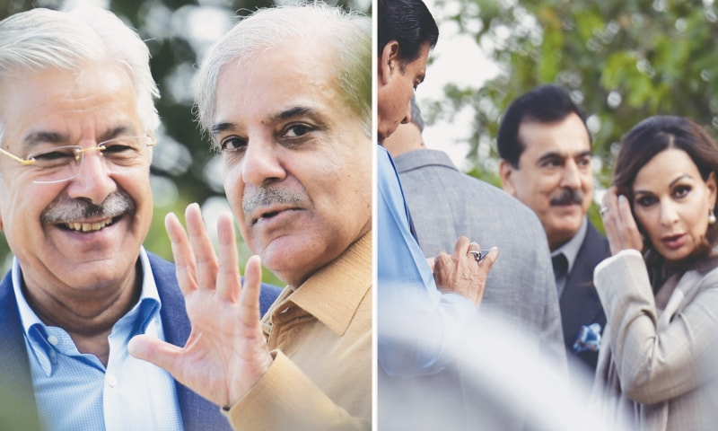 Opposition ready to back PPP nominee other than Aitzaz