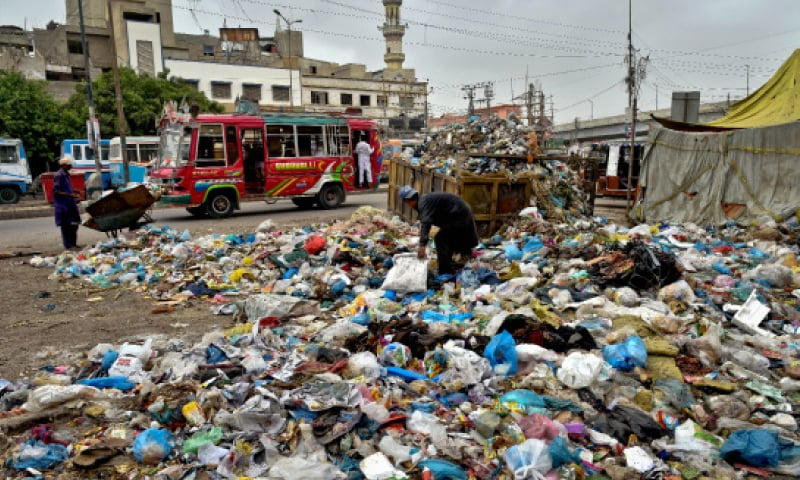 Karachi notebook: Is a 'Naya' Karachi possible?
