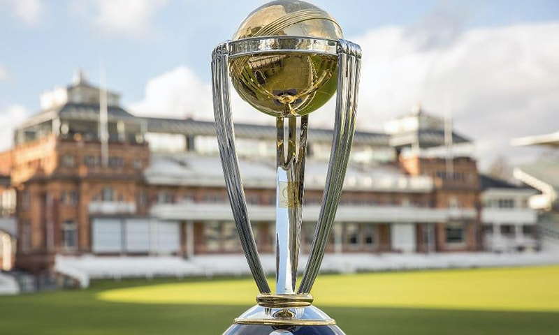 ICC World Cup Trophy Tour begins tomorrow
