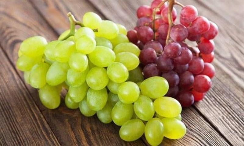 انگور کھانے سے جسم کو ہونے والے 7 فائدے
