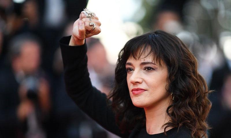 واقعے کے وقت اداکارہ کی عمر 37 سال تھی—فوٹو: اسیہ ارگینتو انسٹاگرام