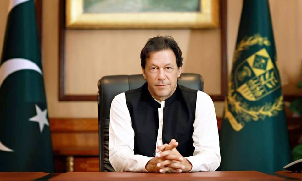 PM Khan urges Muslim world to register 'strong protest' against blasphemous caricatures contest