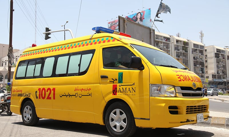 78 women gave birth in Aman ambulances