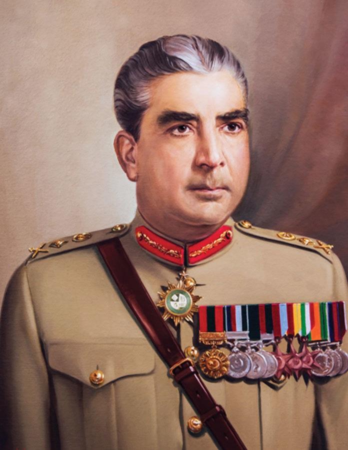 محمد یحییٰ خان