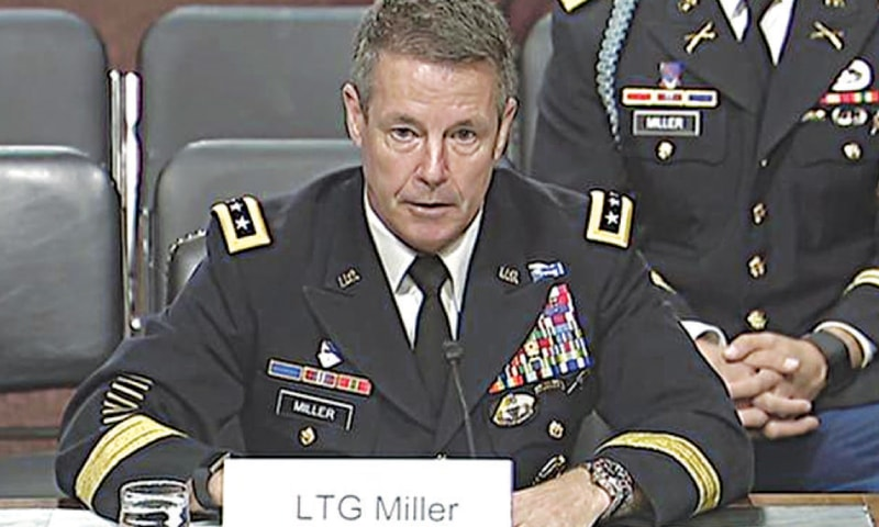 US sends new commander to persuade Taliban to join talks