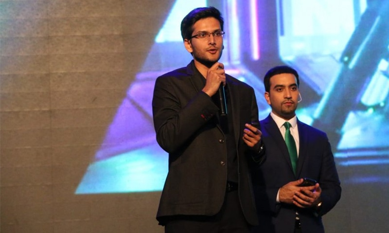CEO Nabeel Siddiqui pitches his way to success.
