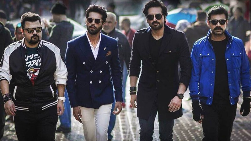 The shortcomings in JPNA2 come and go without really affecting the plot, the acting or the flow of laughter