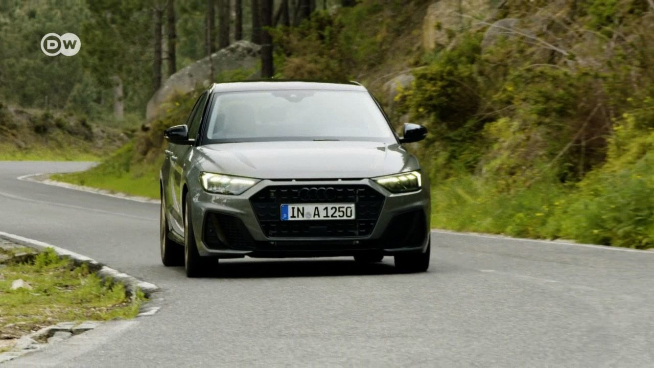 Taking the Audi A1 Sportback for a test run - Business