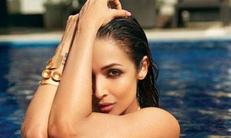 اداکارہ آخری بار 2015 میں ایک گانے میں نظر آئی تھیں—فوٹو: انڈیا ڈاٹ کام