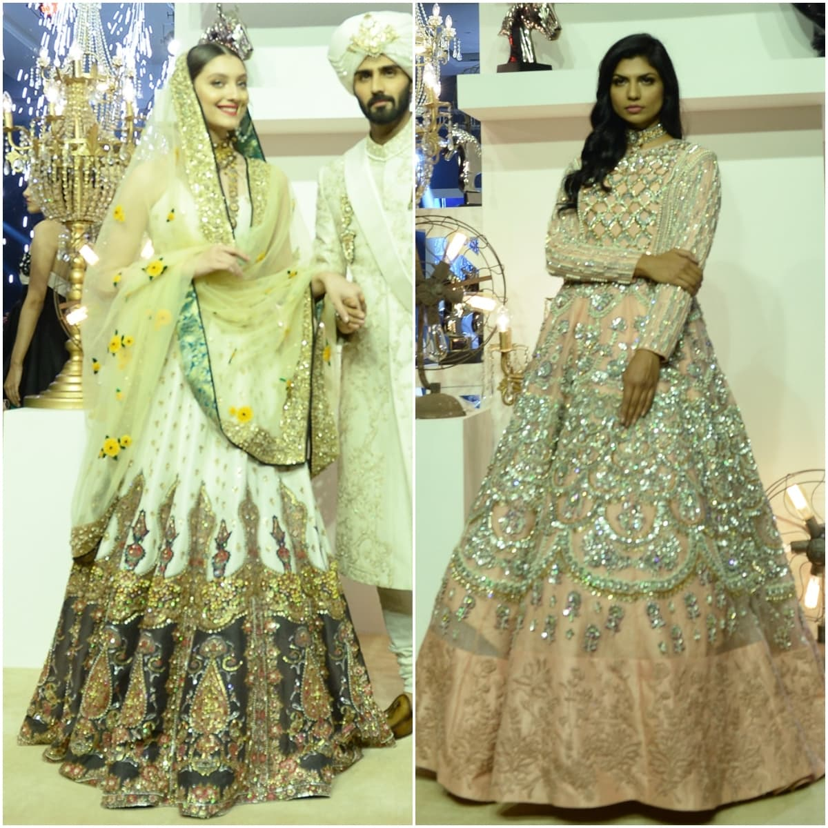 Standout pieces from Ali Xeeshan's Ijaazat
