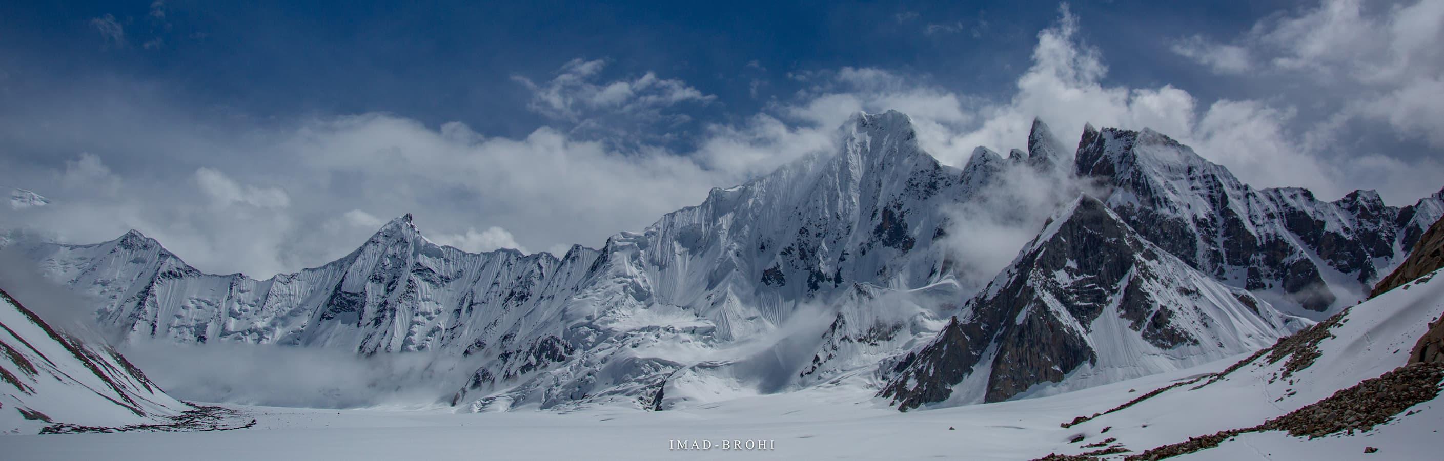 Tasa Brakka (6,700m).