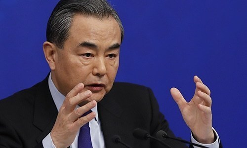 Editorial: China's FM visit is an opportunity for Pakistan to clarify issues about CPEC